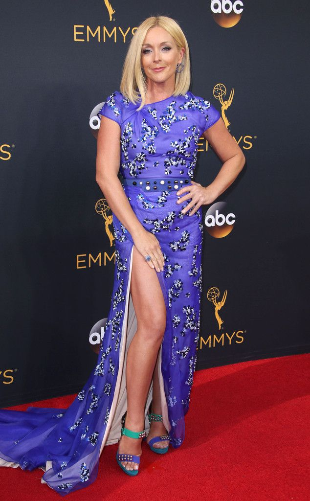 Jane Krakowski from 2016 Emmys Red Carpet Arrivals  In Bibhu Mohapatra