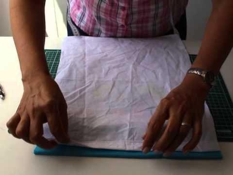 Jogo de lençol para berço passo a passo .Com Arte de Paninho
