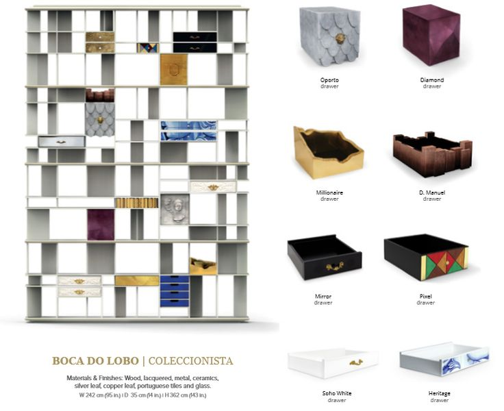 Check Out The New Covet House Catalogue And Be Inspired To Create Amazing Interiors | www.bocadolobo.com #luxuryfurniture #interiordesign #inspirations #homefurnituresideas #covetcatalogue #covethouse