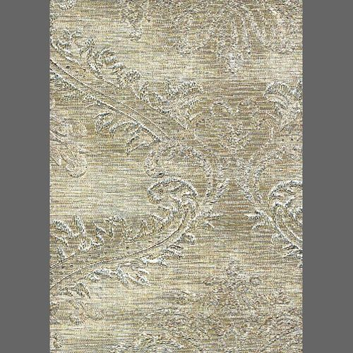 Champagne embossed damask metallic wallcovering: weLL223 | Colored Metallic Wallpaper - aria pll room
