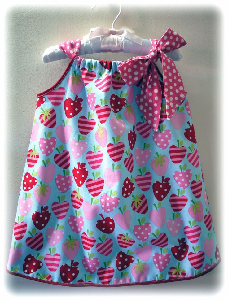 toddlers dress patterns Pillow Case Dress for Baby Mia SEWING Pinterest Ropa bebe nina ...