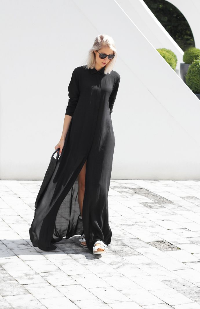 Outfit | Wackerhouse long dress | MyDubio
