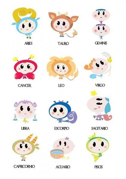 horoscopos fechas - Buscar con Google