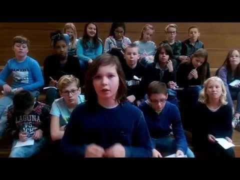bewegend leren sneeuwballen gooien - YouTube