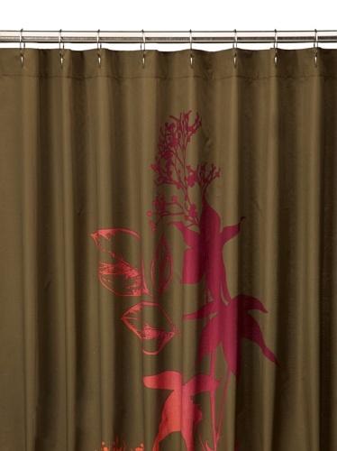 "52% OFF Blissliving Home Corina Shower Curtain, Multi, 72"" x 72"""