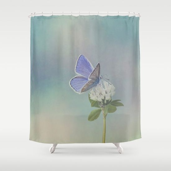 Distant memories Shower Curtain