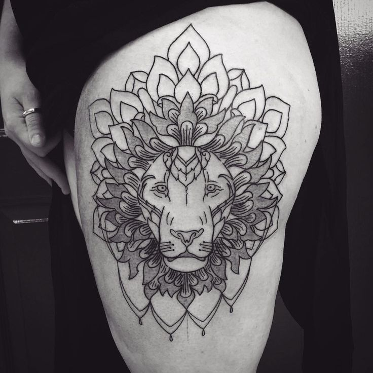 25+ Best Ideas About Full Leg Tattoos On Pinterest