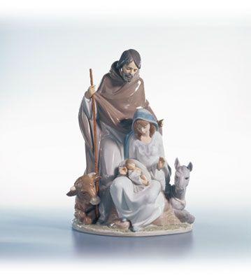 Lladro Nativity