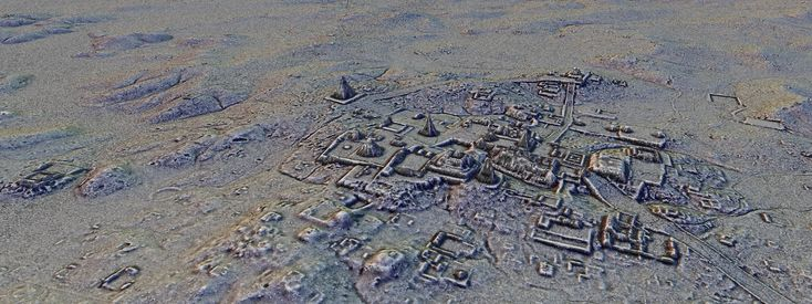 """""""Tesoros perdidos de los Mayas"""" se revelan con sofisticación sin precedentes con la tecnología LiDAR"""