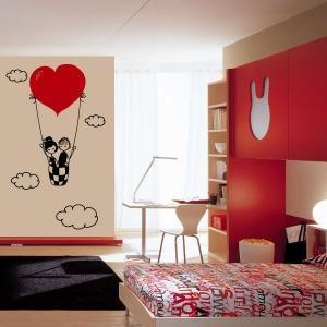 Vinilos Decorativos Amor en las Nubes