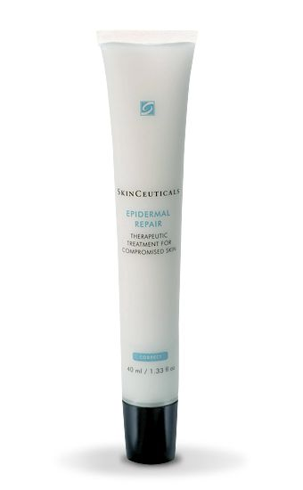 Epidermal Repair is specifically formulated to help repair compromised skin by facilitating the rapid restoration of its barrier function. This gentle treatment helps relieve and rehabilitate sensitive skin while greatly diminishing redness. Ideal for use after dermatological procedures including light to medium chemical peels, laser resurfacing, and IPL.