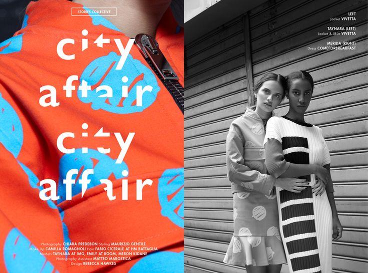 On The Road - City Affair - 1