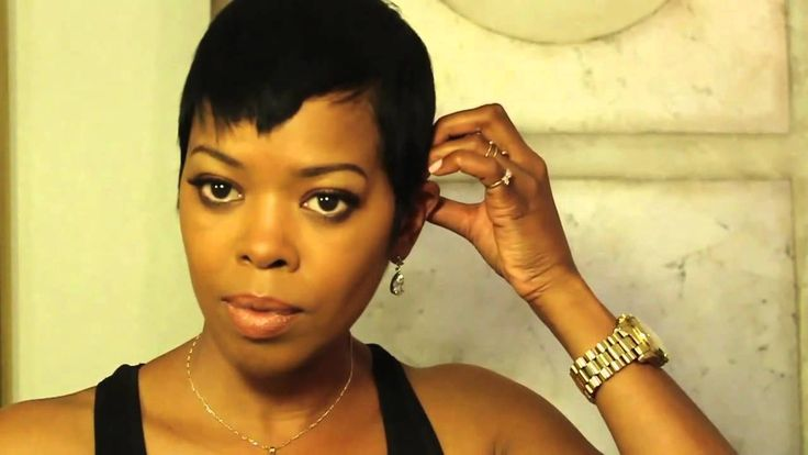 Mane Taming with Malinda Williams Episode 4 - how did I not discover these videos sooner?