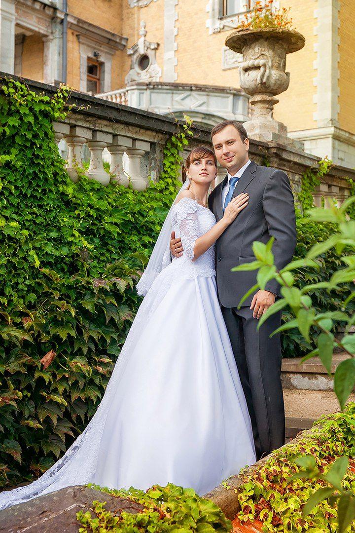 Свадебеная фотосессия в Массандровском дворце. – 17 фотографий