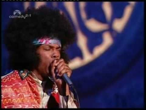 Michael Winslow amazing vocal performance as Jimi Hendrix at the just for laughs festival in Montreal 2007
