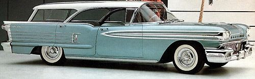 1950s Cars - Oldsmobile - Photo Gallery