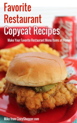 Or so she says…:30 Copycat Recipes That Are So Spot-on It'll Blow Your Mind! (she: Mariah) - Or so she says...