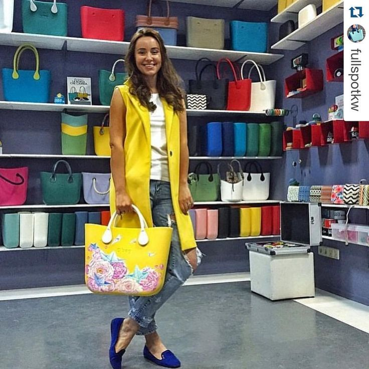 Color your O bag to reflect your own personality - www.Obag.com.co