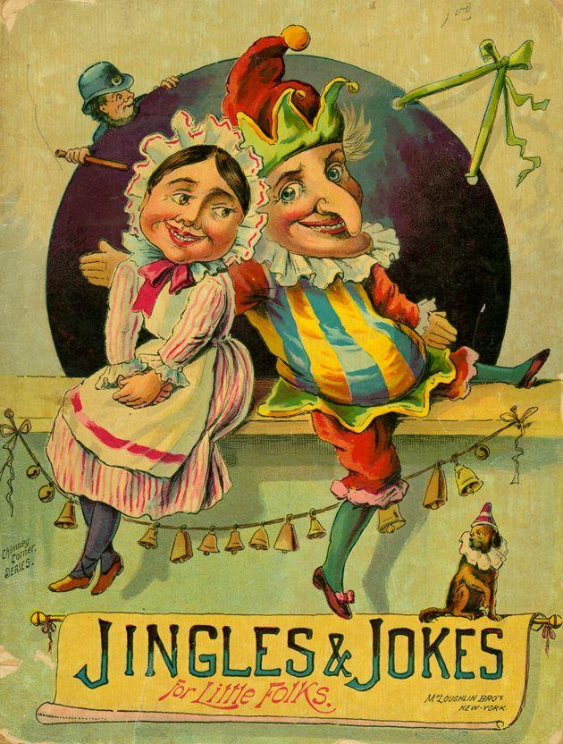 Jingles & jokes for little folks     McLoughlin Bros. ( New York )