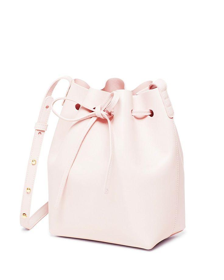Mansur Gavriel Mini Bucket Bag//