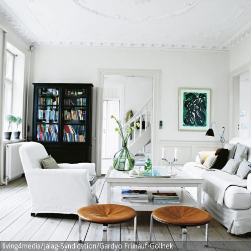 stuck wohnzimmer. Black Bedroom Furniture Sets. Home Design Ideas