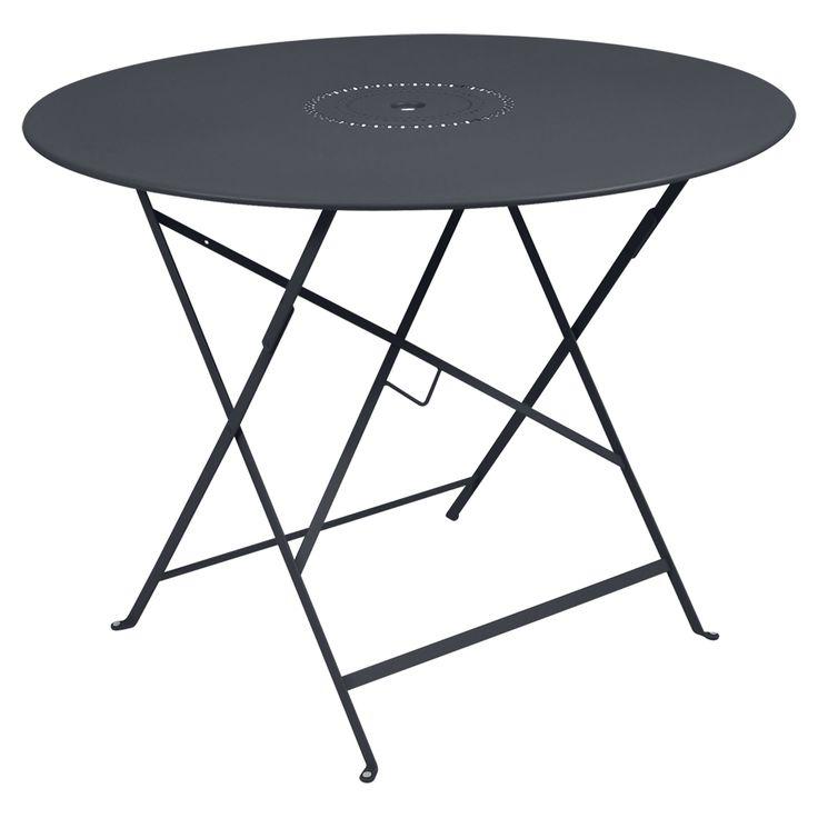 Floréal bord Ø96, antracite i gruppen Rom / Utendørs / Utendørsmøbler hos ROOM21.no (1029419)