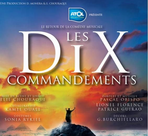 Les Dix Commandements partent en tournée http://xfru.it/3K8Bqz
