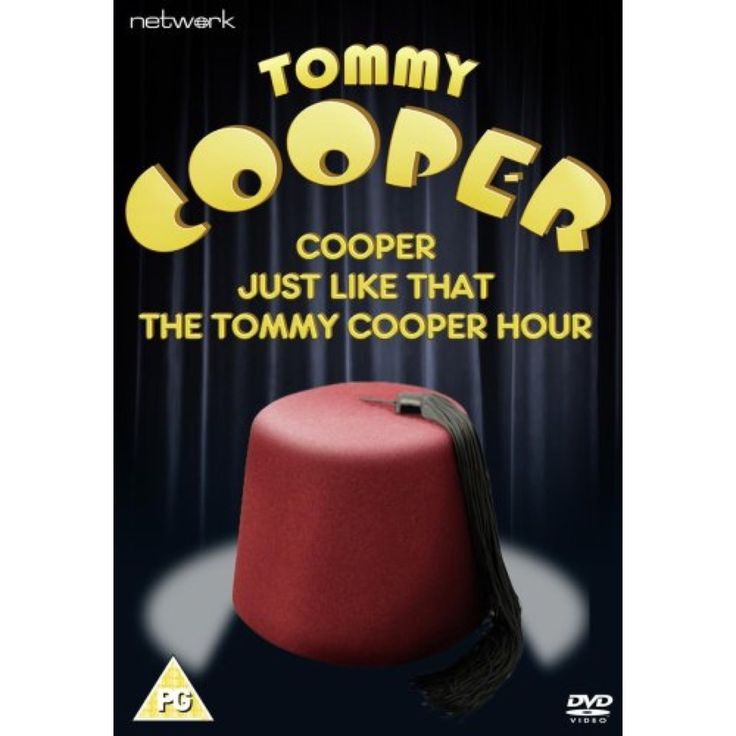 Tommy Cooper Collection // Classic Films and TV Shows at Back in the Days