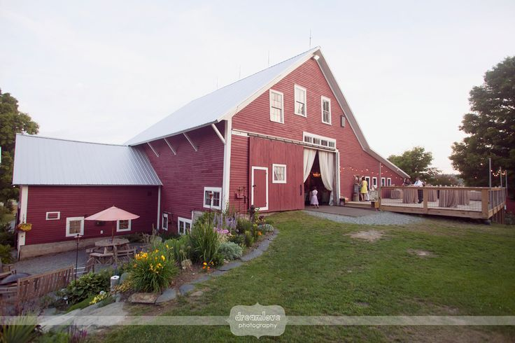 Bishop farm in lisbon nh is one of the best rustic new for Top wedding venues in new england