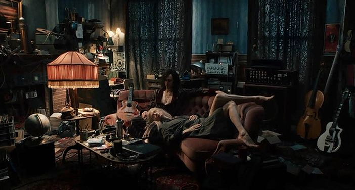 ONLY LOVERS LEFT ALIVE [2013] Directed by Jim Jarmusch, cinematography by Yorick Le Saux