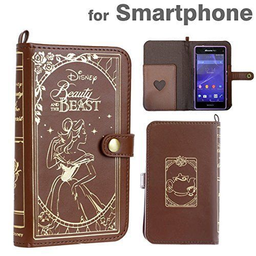 I need this Disney iPhone6 (4.7) Leather Old Book Case Beauty and the Beast / Bell