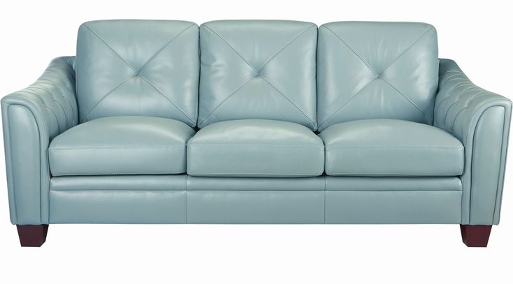 New Teal Leather sofa Images blue leather sofas couches