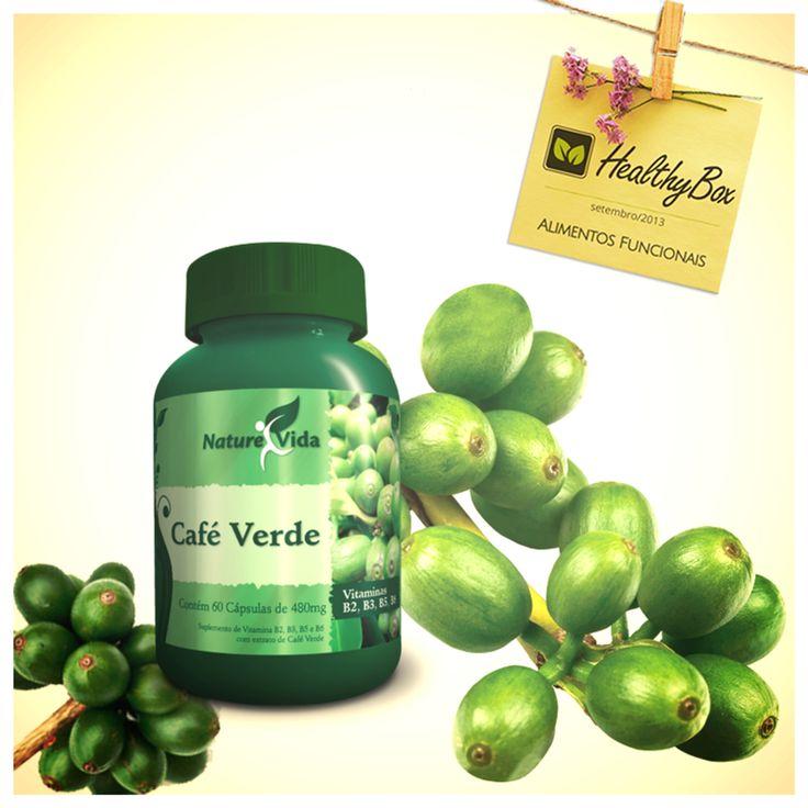 Você já ouviu falar no Café Verde? É o grão do café antes de ser torrado e que preserva em sua composição maior concentração de ácido clorogênico, responsável por acelerar o metabolismo de forma saudável.