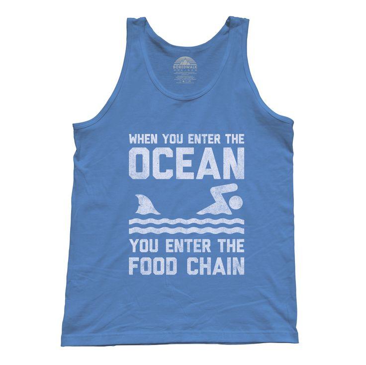 Best 25 ocean food chain ideas on pinterest ocean food for Shark tank t shirt printing