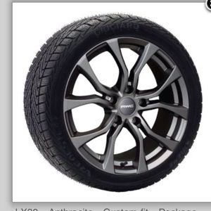 'Winter package (tires on wheels) for 2016 Lexus IS. ' is for sale on Tradyo for $1369: http://tradyo.com/listings/30569