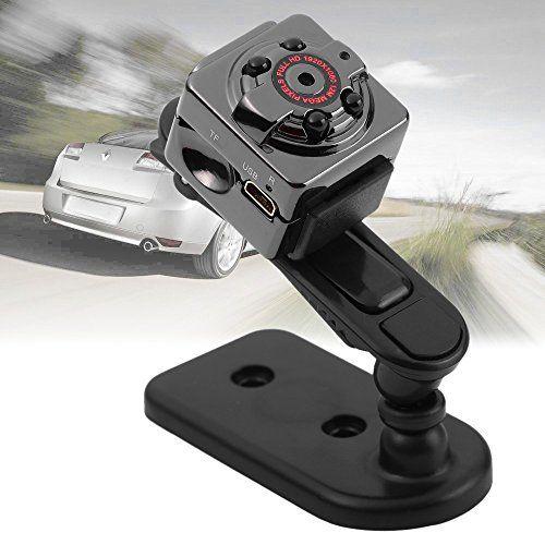 Malanzs Caméra de Voiture DASHCAM DVR SQ8 Caméra Embarquée Enregistreur de Conduite Tachygraphe Caméscope Full HD 1080P 720P Détecteur de…