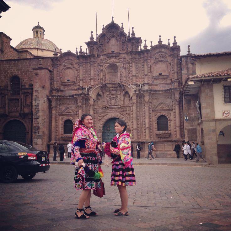 Mujeres de Cusco No.1 || Foto Anamaría Nieto