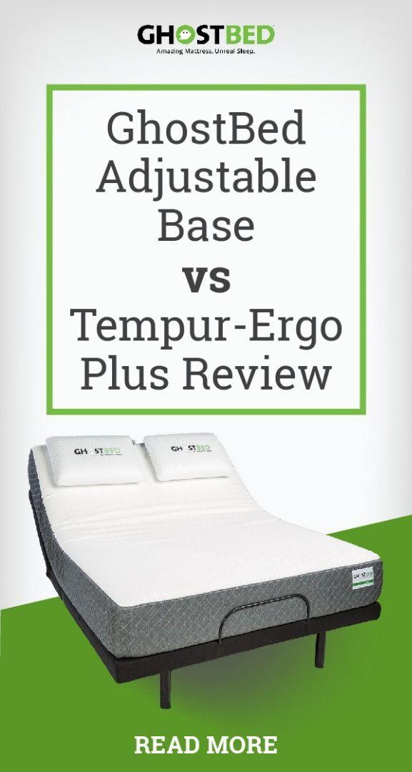 Adjustable Base Vs Tempur Ergo Plus Review Adjustable Base Cool