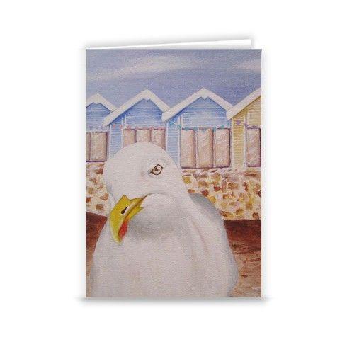 Angie Greeting Card by gallopingcarrot at zippi.co.uk