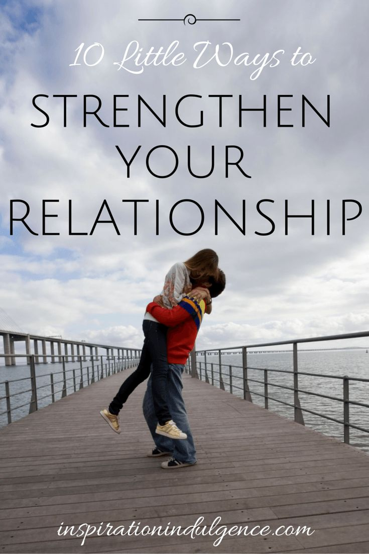 strengthen relationship with yourself
