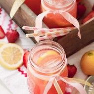 Домашний Розовый Лимонад