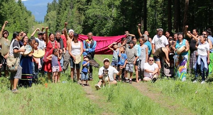 Secwepemecul'ecw Assembly 2017 The Tiny House Warriors movement by the Secwepemc is constructing ten tiny houses along the TransMountain pipeline route, which plans to forcibly cross unceded Secwepemc lands, to stop the pipeline from being built. From the Tiny House Warriors website: The...