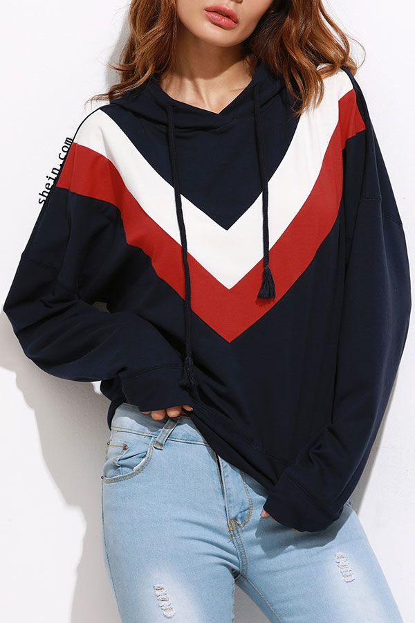 Soft, comfy and well made hoodie. Shein design