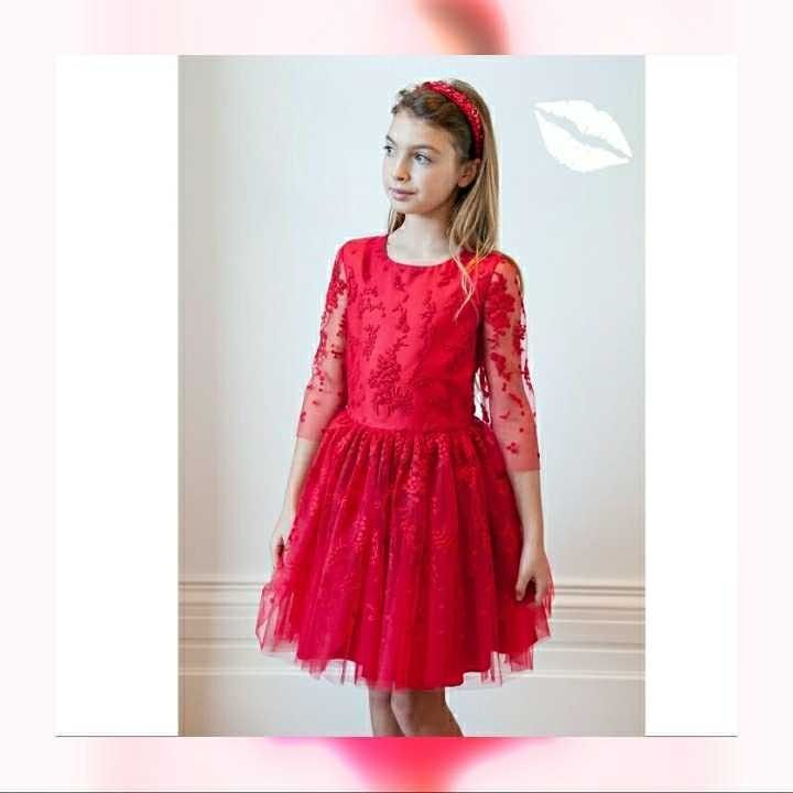 7a4233d4d David Charles Is The Iconic British Brand For Luxury Girls Dresses ...