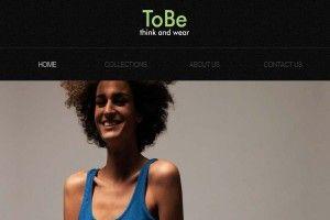 ToBe - Think and Wear www.tobefashion.it Realizzazione siti web professionali, progetti e-commerce, web marketing e gestione social