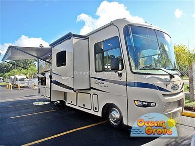 New 2014 Jayco Precept 31UL Motor Home Class A at Ocean Grove RV Sales Inc. | Saint Augustine, FL | #S13-163