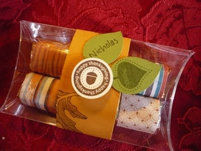 Sweet Pieces by Me: A Little Thanksgiving Treat Box ...