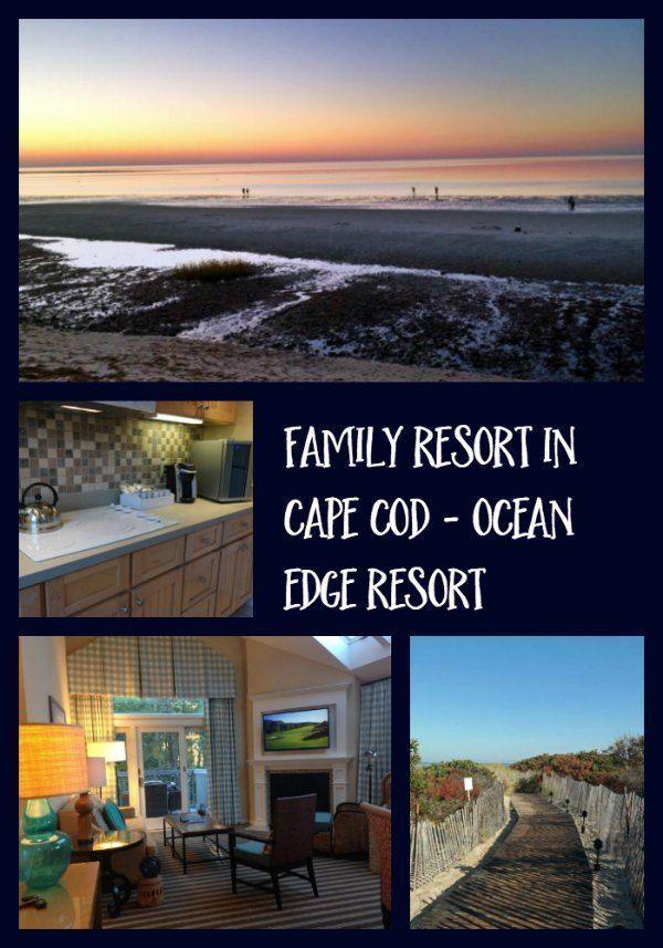 Family Resort in Cape Cod - Ocean Edge Resort