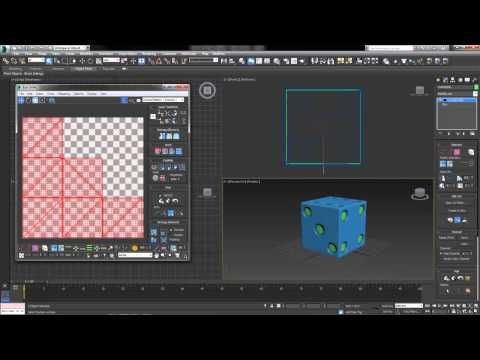 Normals Projection Mapping in 3DS Max - YouTube