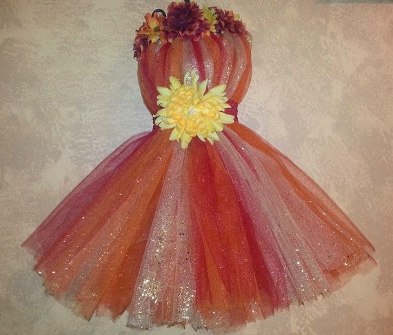 Hey, I found this really awesome Etsy listing at https://www.etsy.com/listing/168041710/fall-tutu-dress